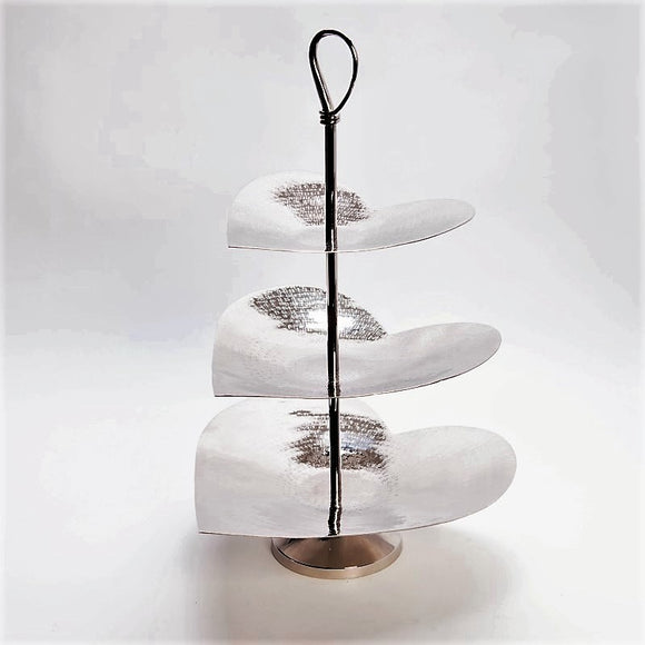 Heart cake stand - GH-146