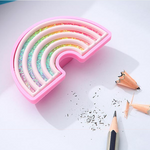 MINISO Candy Rainbow Series - Simple Pencil Sharpener