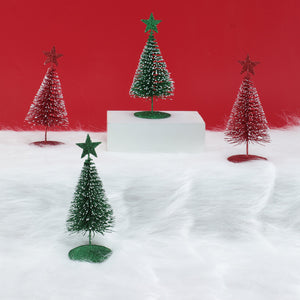 MINISO Mini Model Christmas Tree with Stars