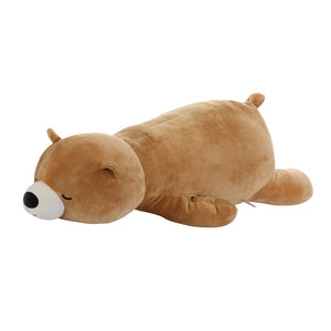 MINISO Large Polar Bear Plush Toy (Brown)