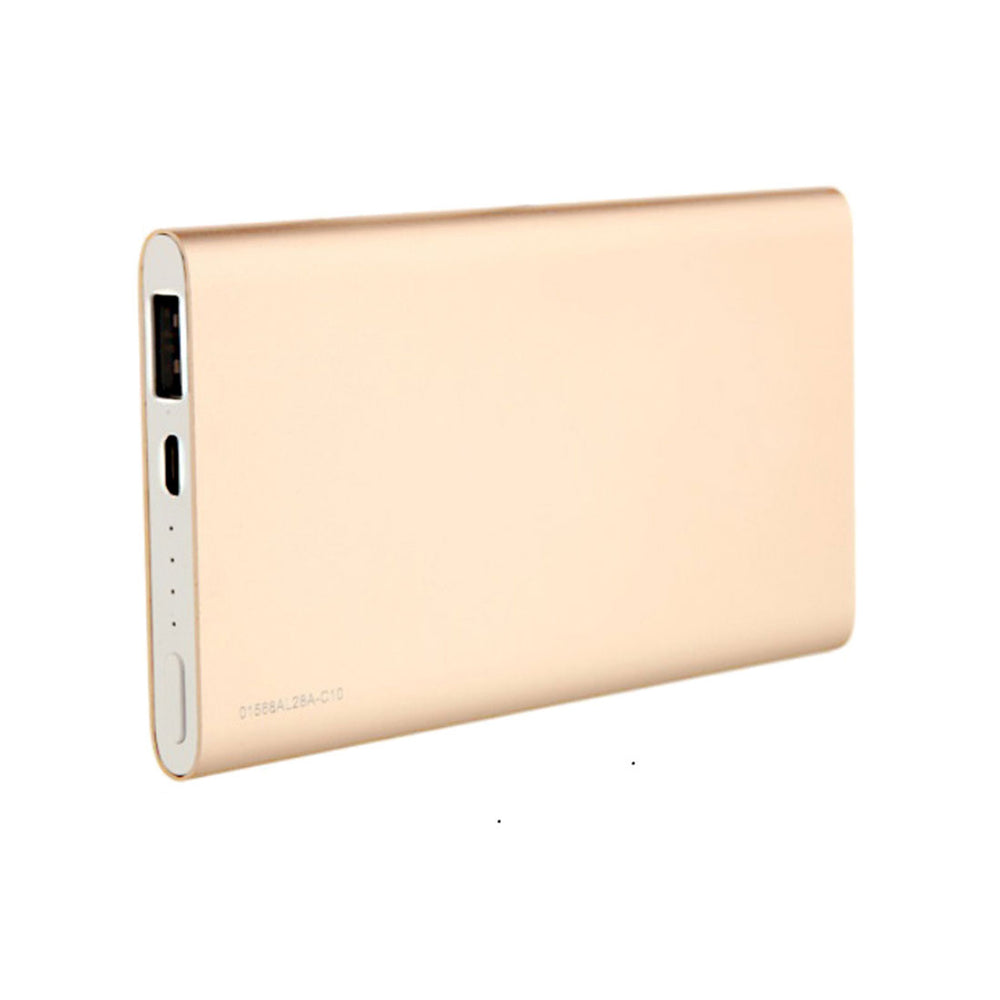 MINISO Ultrathin Aluminum Alloy Power Bank 4000mAh Portable Charger