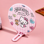 MINISO x Sanrio - Hello Kitty Table Standing Make-up Mirror, Pink