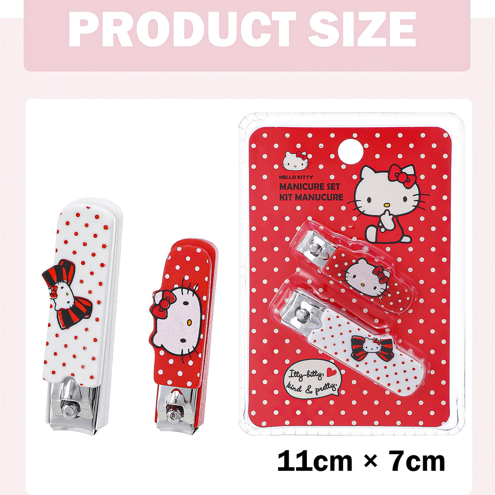 MINISO x Sanrio - Hello Kitty Manicure Set (2 PCS)