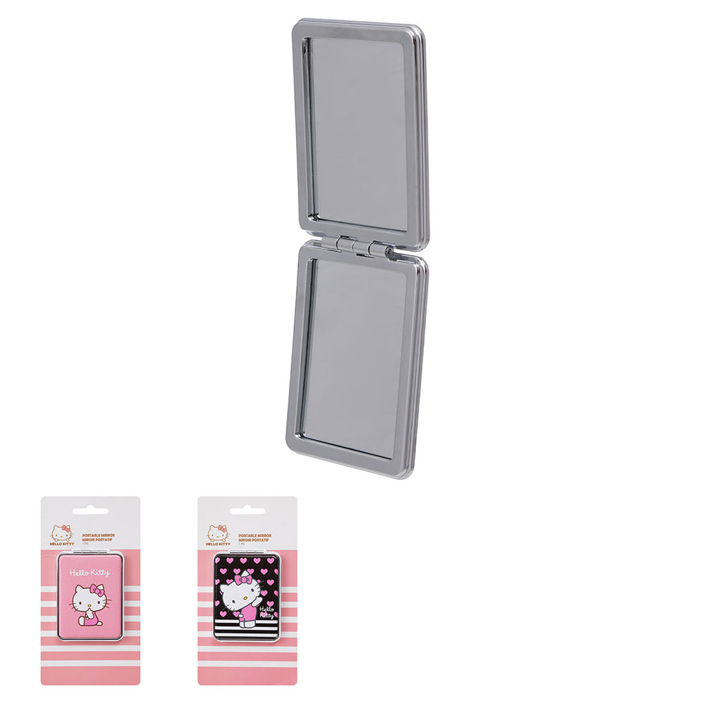 MINISO x Sanrio - Hello Kitty Square Portable Mirror