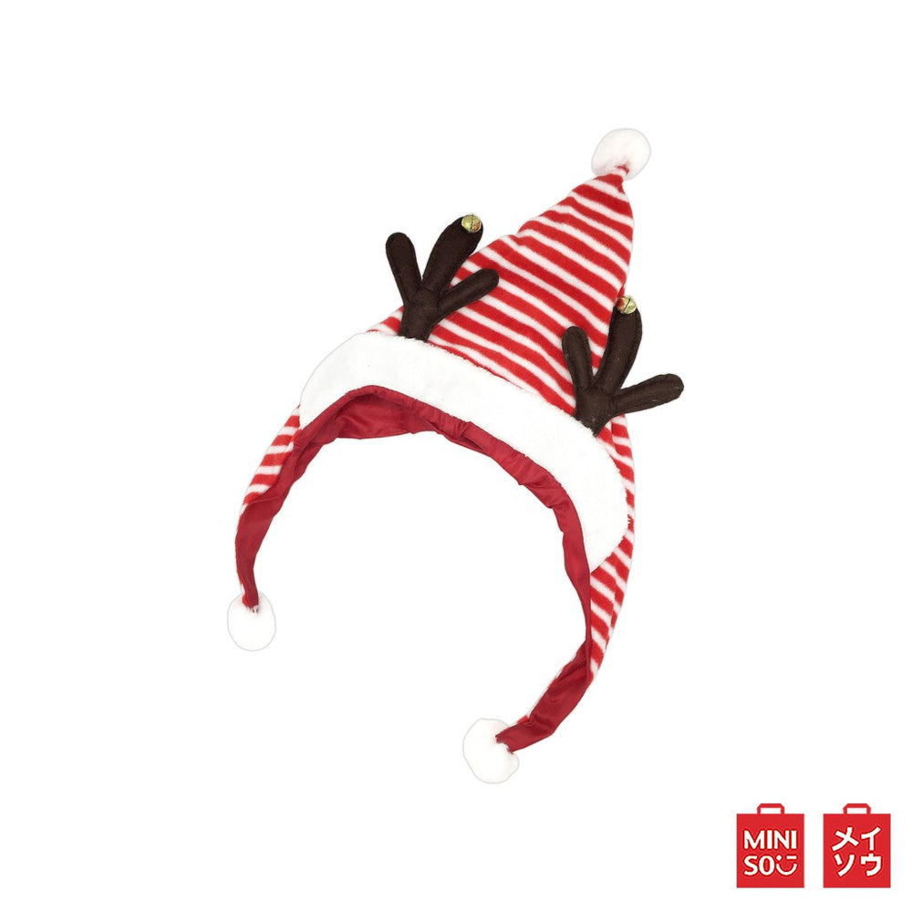 Load image into Gallery viewer, MINISO Christmas Series - Reindeer Hat