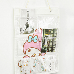 Load image into Gallery viewer, MINISO x Sanrio - 5-compartment Hanging Organizer, White, Random