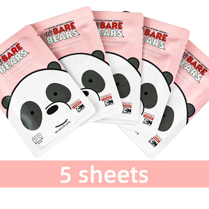 MINISO x We Bare Bears - Anti-Aging Eye Mask, 5 Pcs/Box