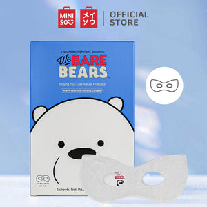 Charger l'image dans la galerie, MINISO x WE BARE BEARS - Deep Hydrating Eye Mask (5pcs/box)