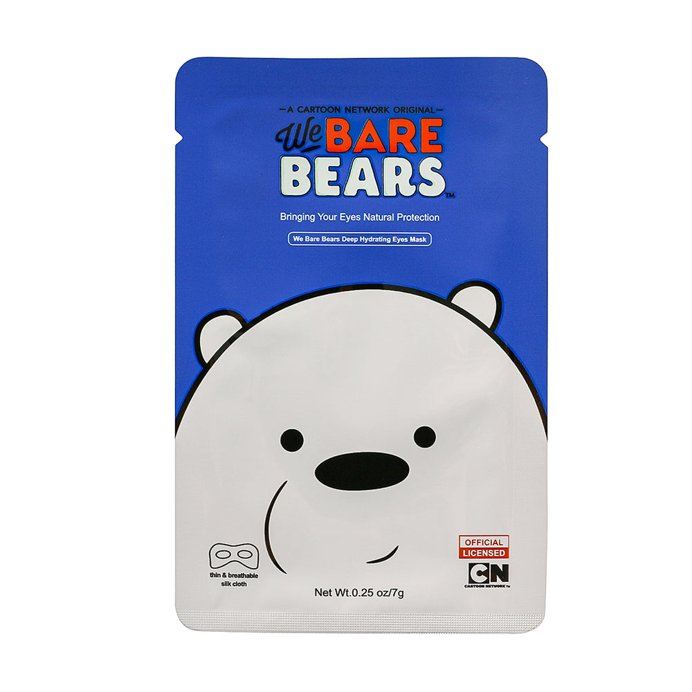 Load image into Gallery viewer, MINISO x WE BARE BEARS - Deep Hydrating Eye Mask (5pcs/box)