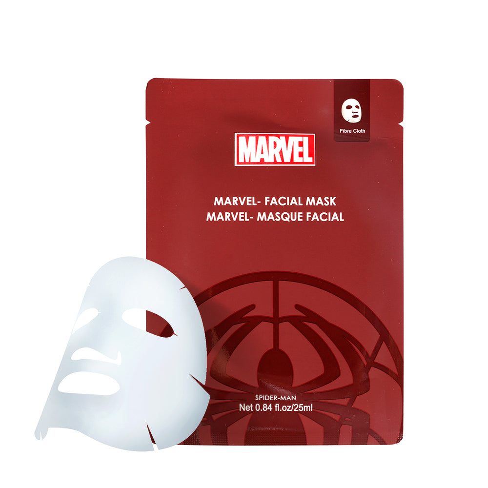 MARVEL Facial Mask 1 Pc (Spider-Man)