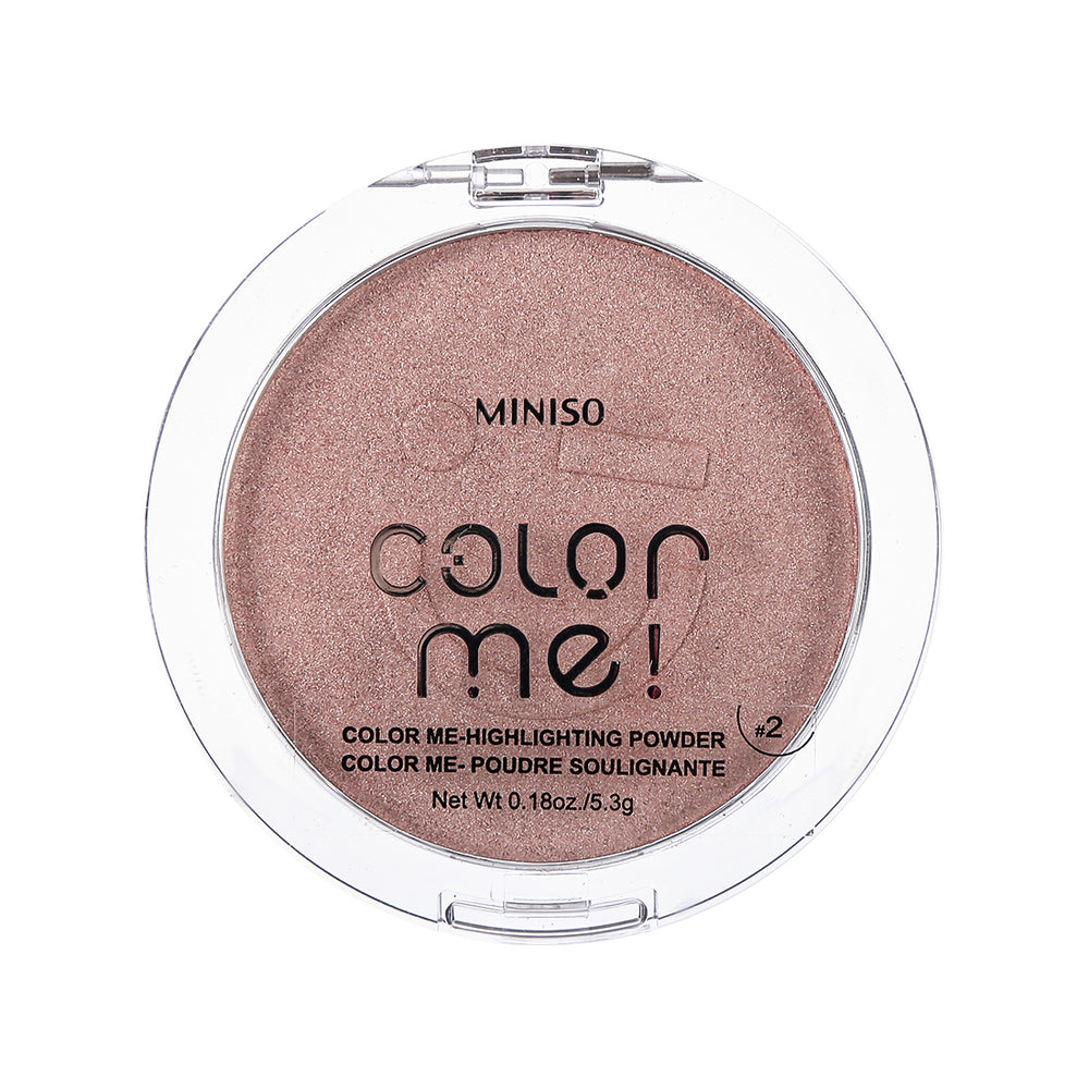 MINISO Color Me Highlighting Powder