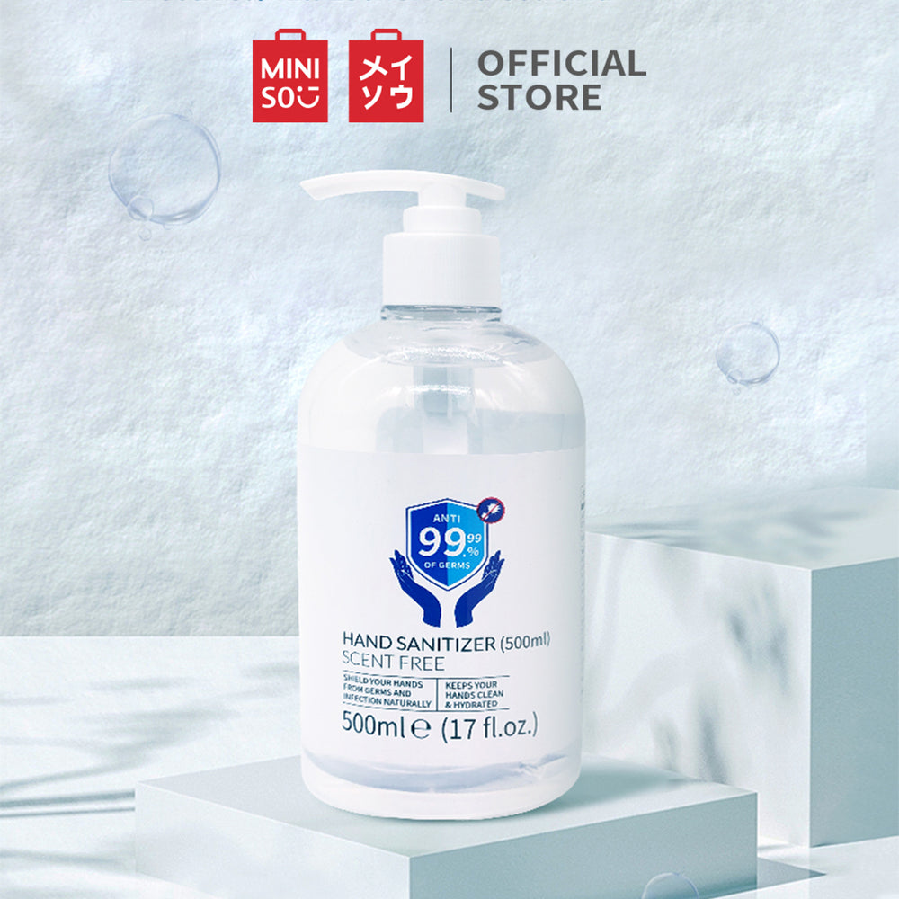 MINISO 500ML Hand Sanitizers 75% Alc
