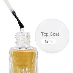 MINISO Pittura Top Coat Nail Polish