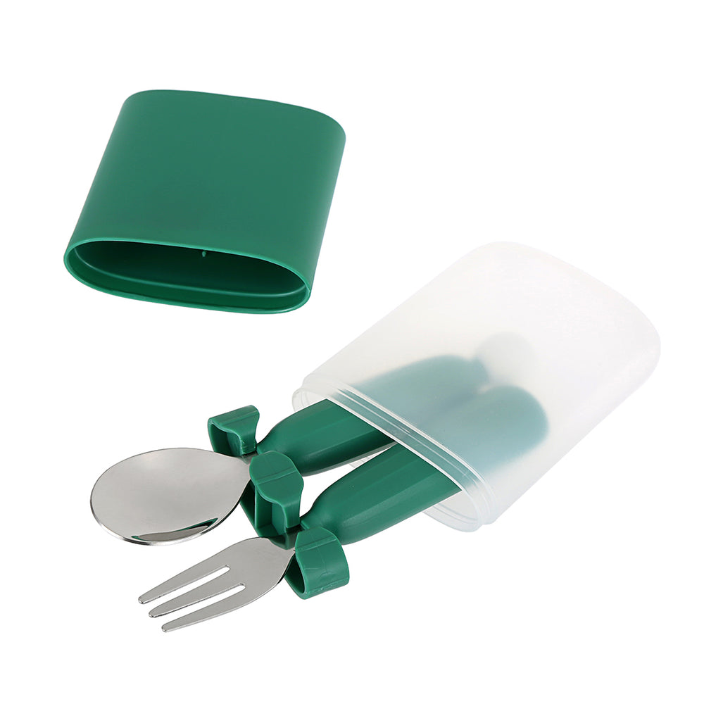 MINISO Cactus Cutlery Set for Kid