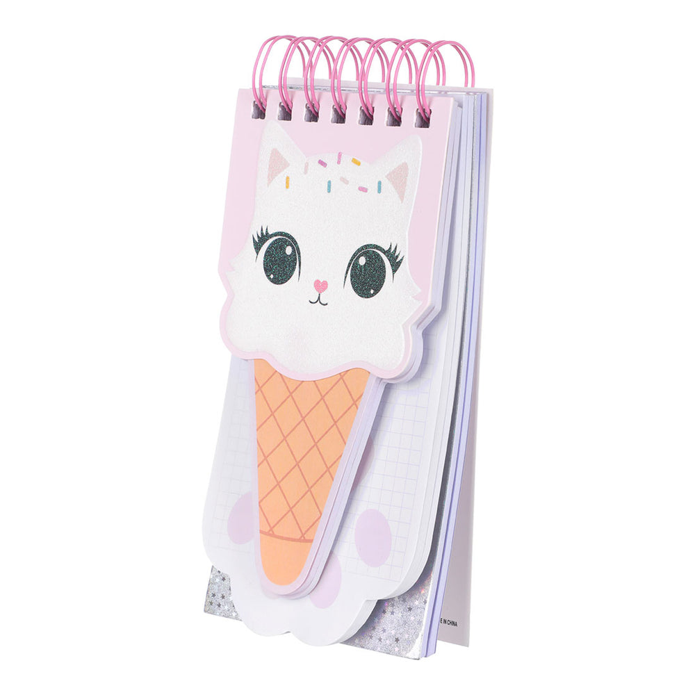 MINISO Cute Kitten Design Note Pad