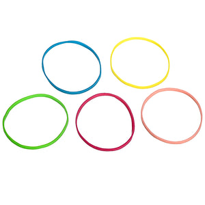 MINISO Candy Rainbow Series - Rubber Band