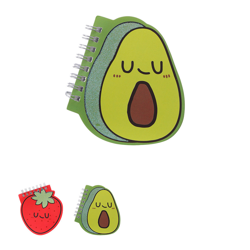 Load image into Gallery viewer, MINISO Fruit Series -  Mini Wirebound Book, 60 Sheets