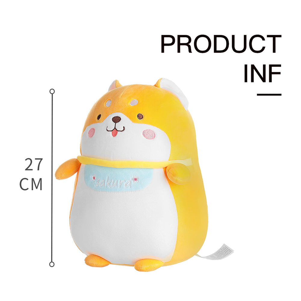 Load image into Gallery viewer, MINISO Standing Shiba Inu Plush Toy