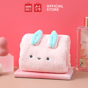 Load image into Gallery viewer, MINISO Animal Series - Coral Wool Bath Towel