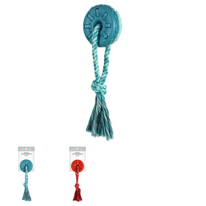 MINISO Pet Series - Tire Knot Floating Ball for Fetch (Mix Colors)