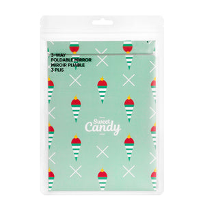 MINISO Candy Time 3-Way Foldable Mirror