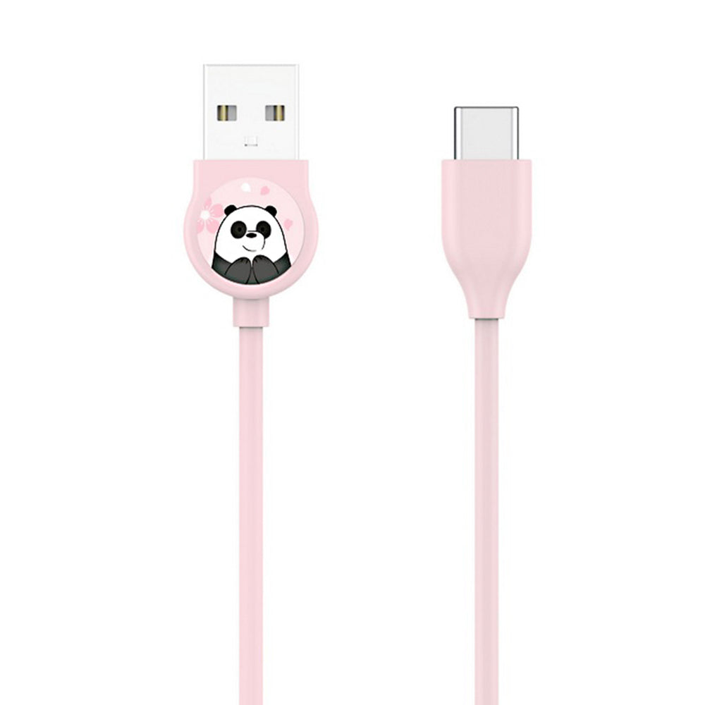 Load image into Gallery viewer, MINISO x We Bare Bears - Type-C Data Cable with Fast Charging and Data Transfer