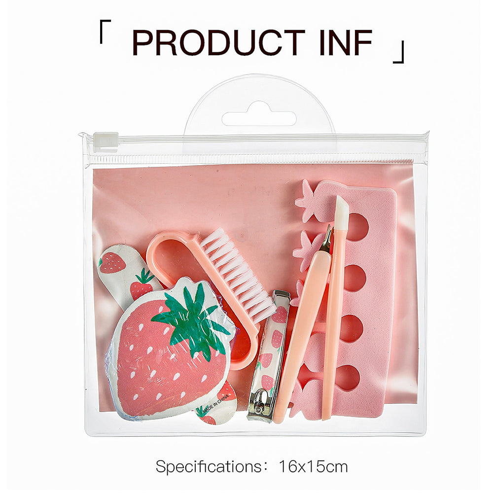 MINISO Fruit Series -  Manicure Kit
