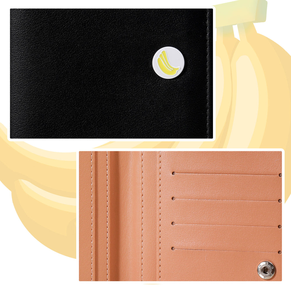 Load image into Gallery viewer, MINISO Fruit Series - Two-Fold Long Purse Wallet for Women and Girls