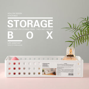 MINISO Long Stackable Storage Box