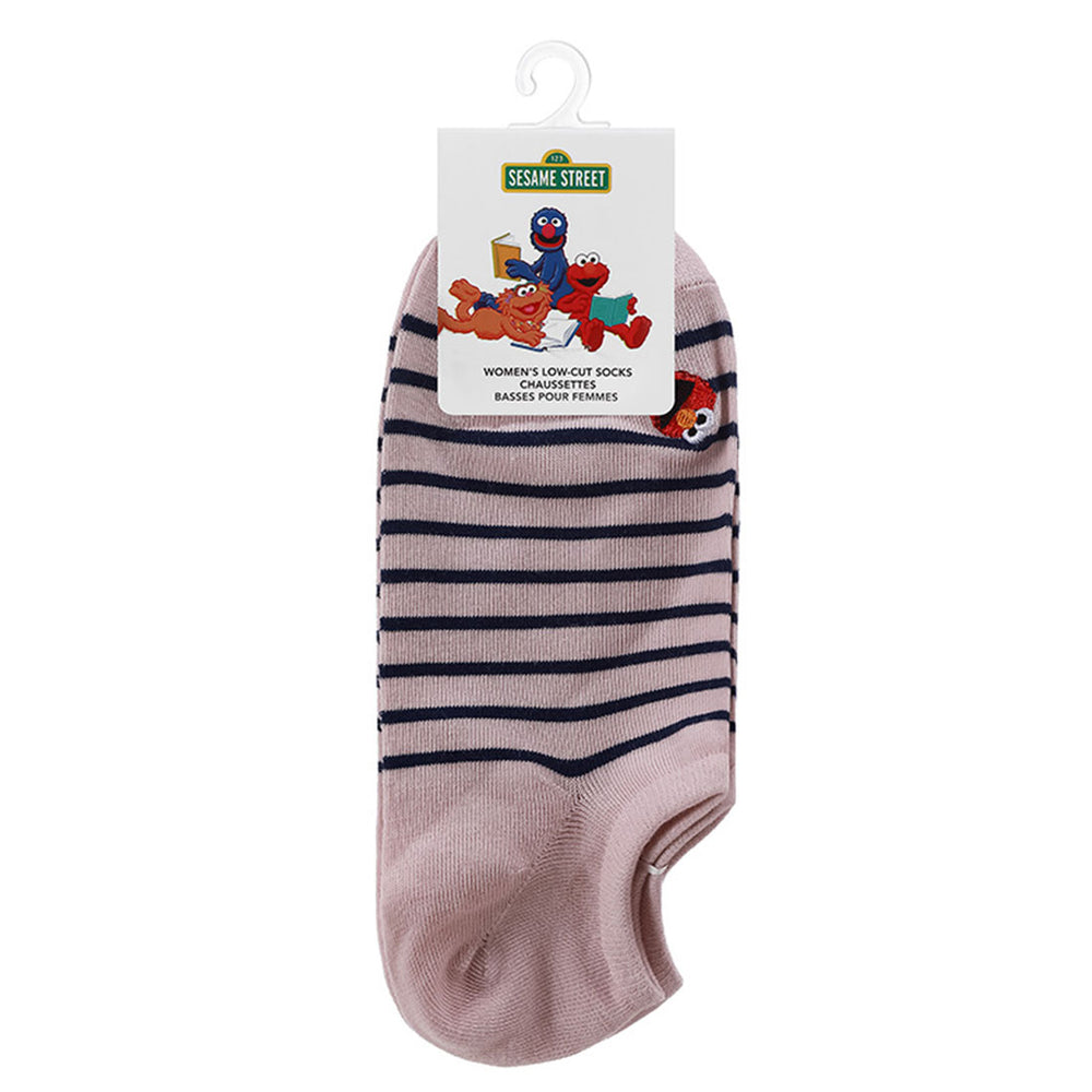 MINISO x Sesame Street - Low-cut Socks