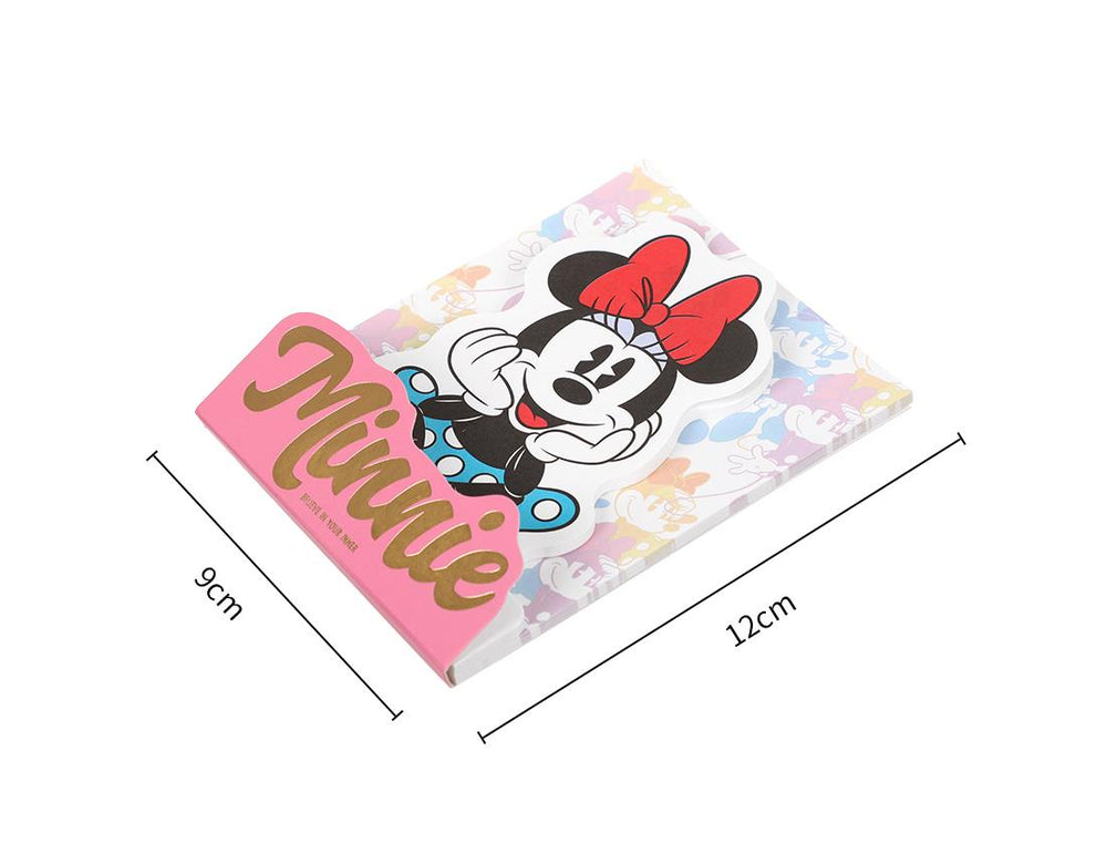 MINISO x Mickey Mouse Collection - Minnie Mouse Memo Pad (60 Sheets)
