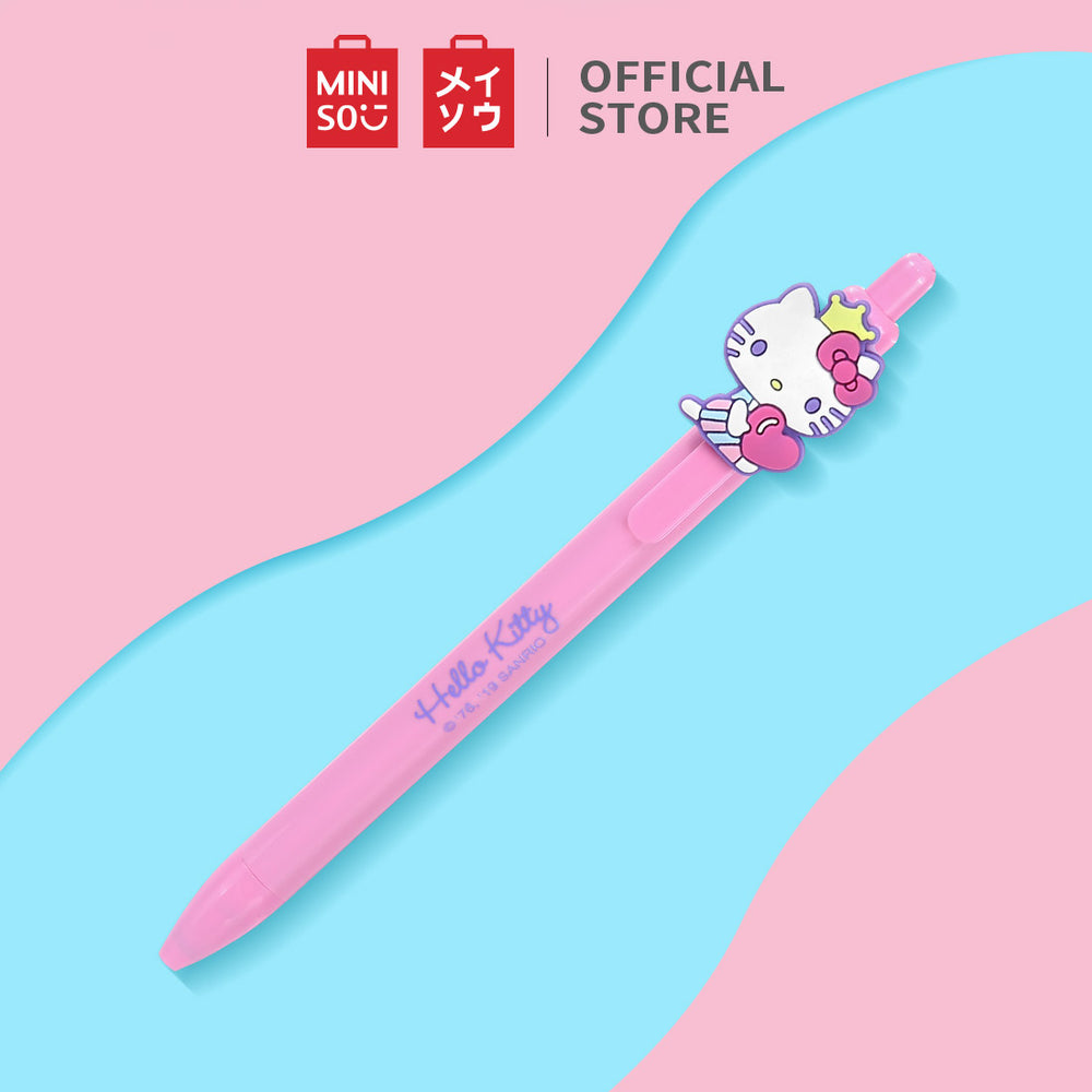 Load image into Gallery viewer, MINISO x Sanrio - Hello Kitty Gel Pen, 0.5mm