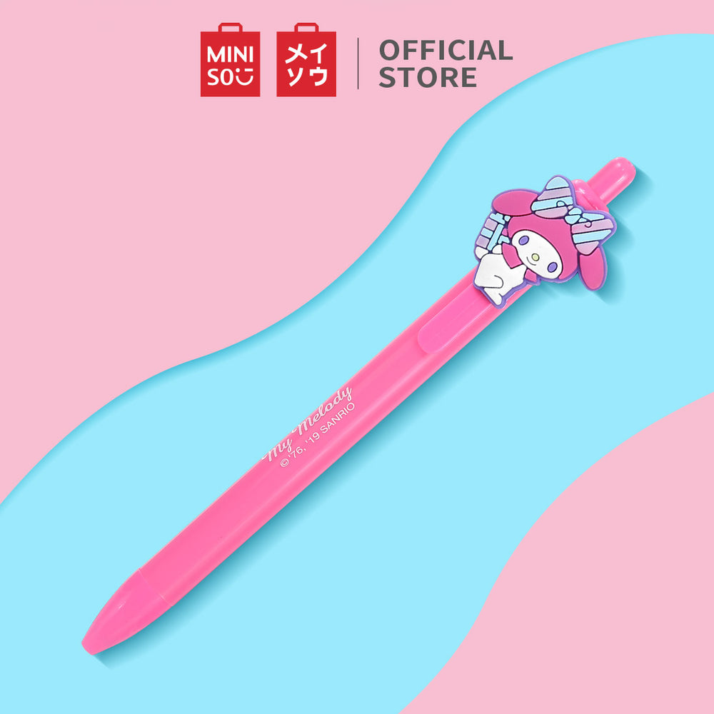 MINISO x Sanrio - My Melody Gel Pen, 0.5mm