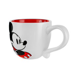 MINISO x Mickey Mouse Collection - Mickey Mouse Ceramic Mug, 720ml