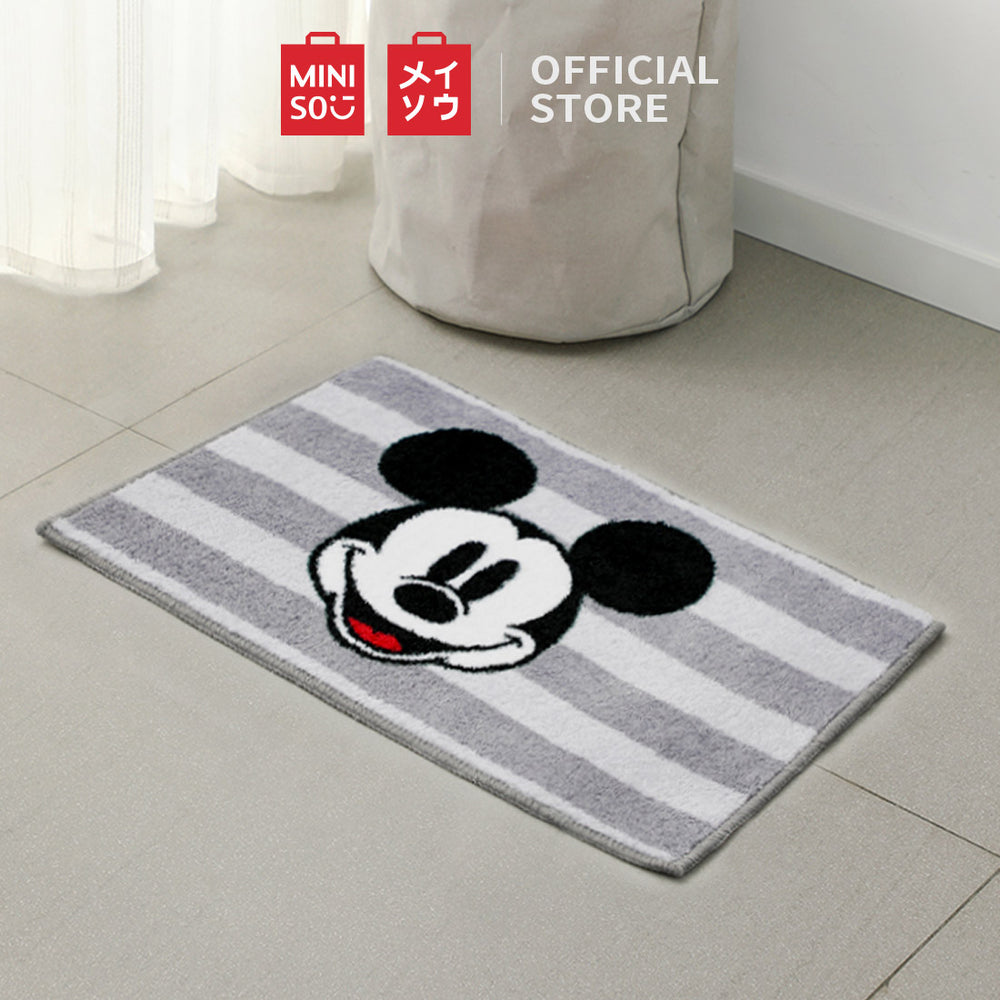 MINISO x Mickey Mouse Collection - Mickey Mouse Floor Mat for Bathroom