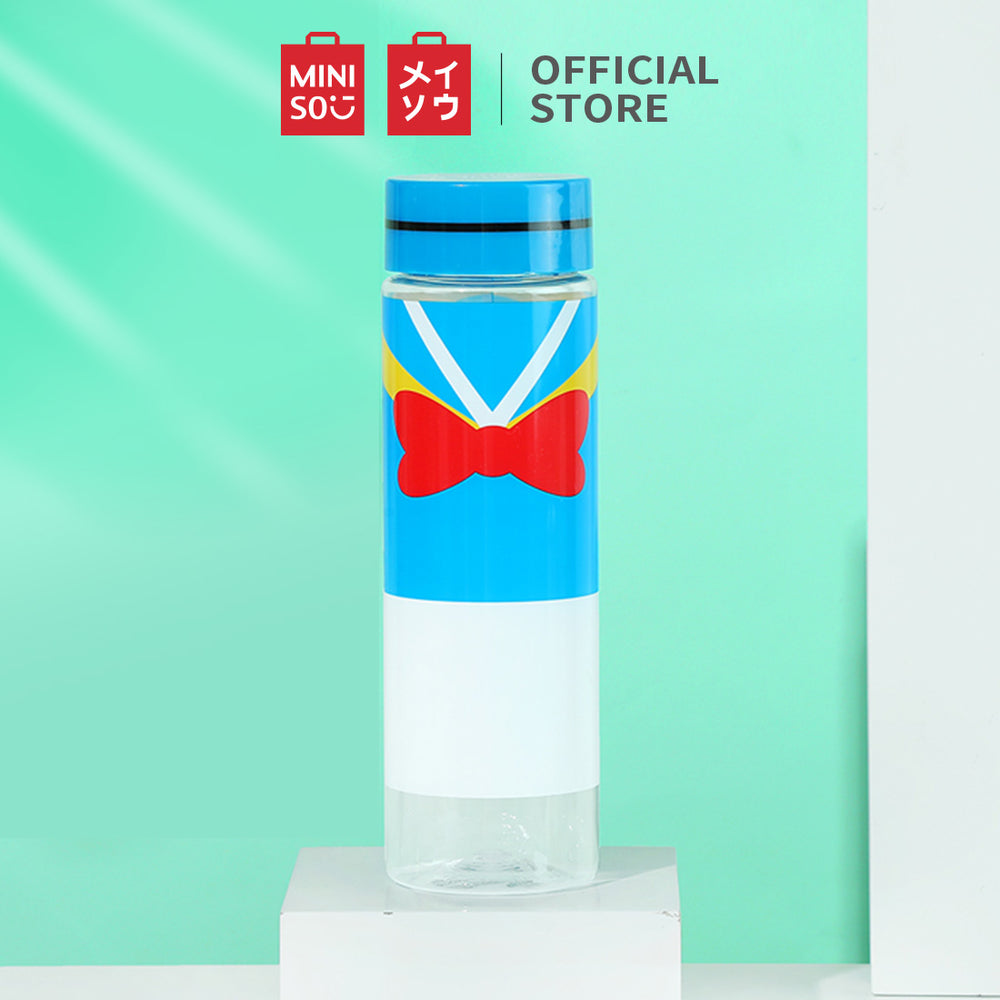 MINISO x Mickey Mouse Collection - Donald Duck Water Bottle, 600ml