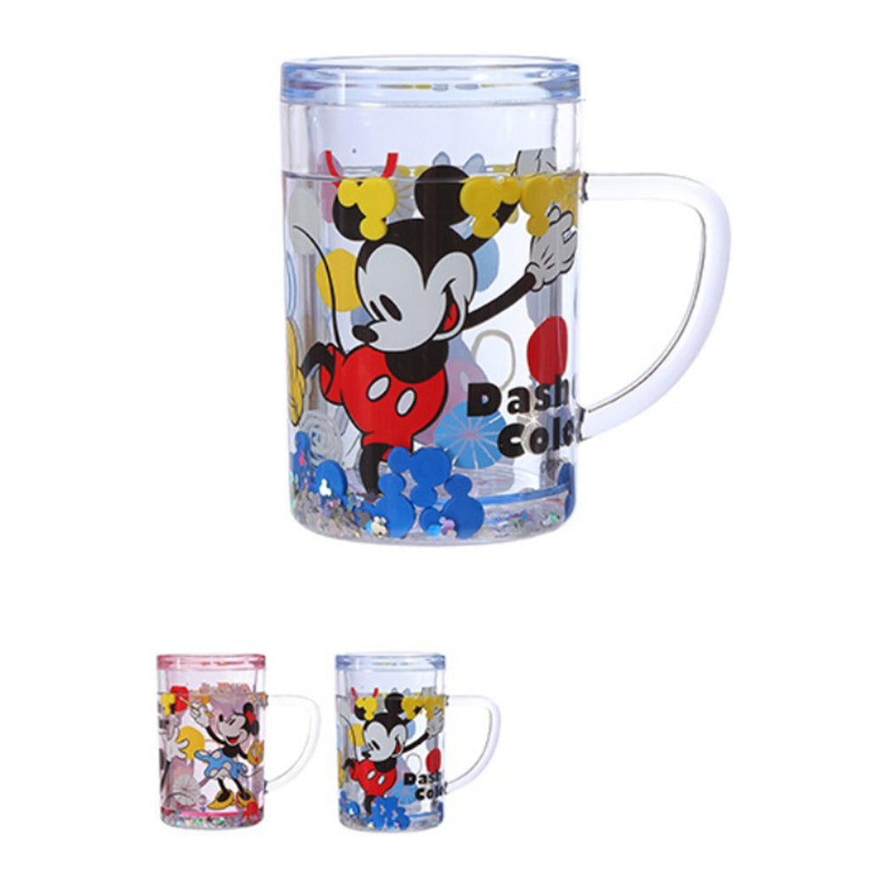 MINISO x Mickey Mouse Collection - Double Layer Mug, 250ml