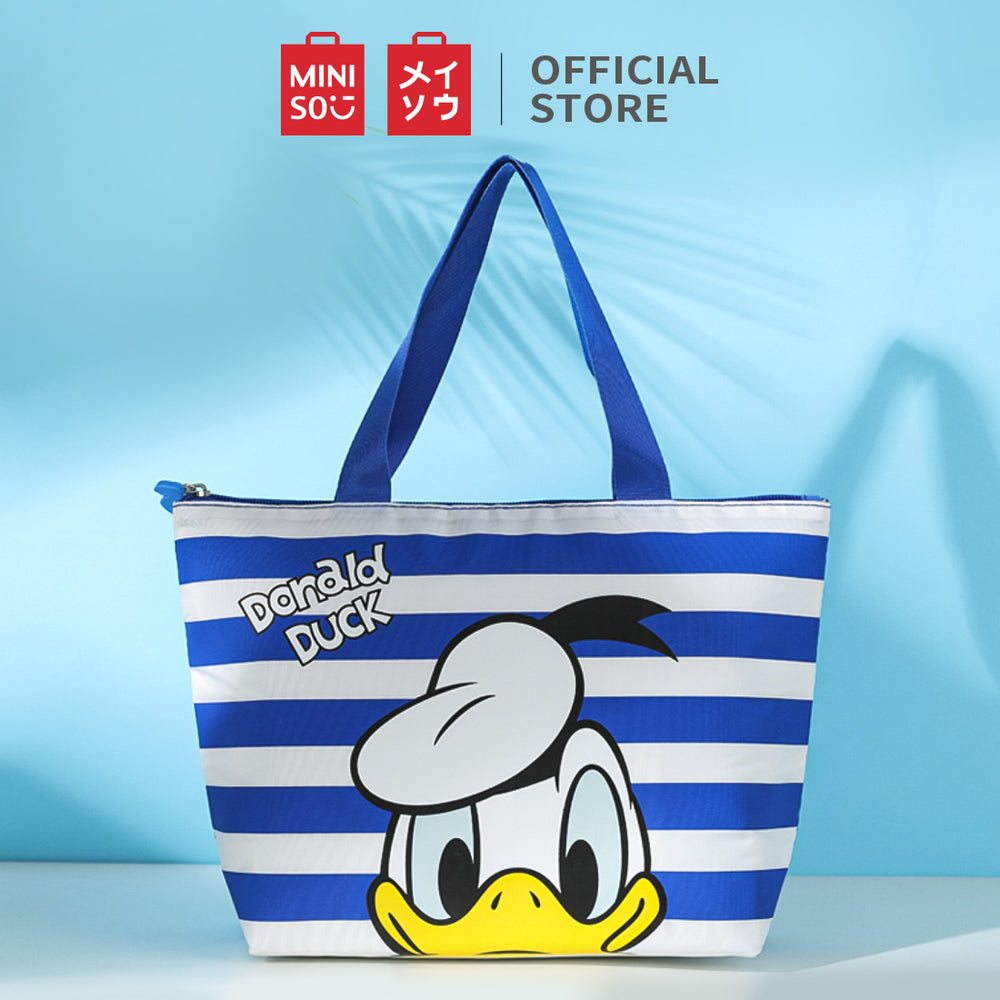MINISO x Mickey Mouse Collection - Donald Duck Lunch Bag (Blue)