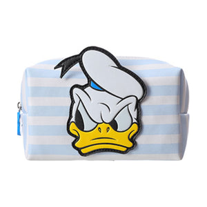 MINISO x Mickey Mouse Collection - Mickey Mouse, Minnie Mouse and Donald Duck Cosmetic Bag