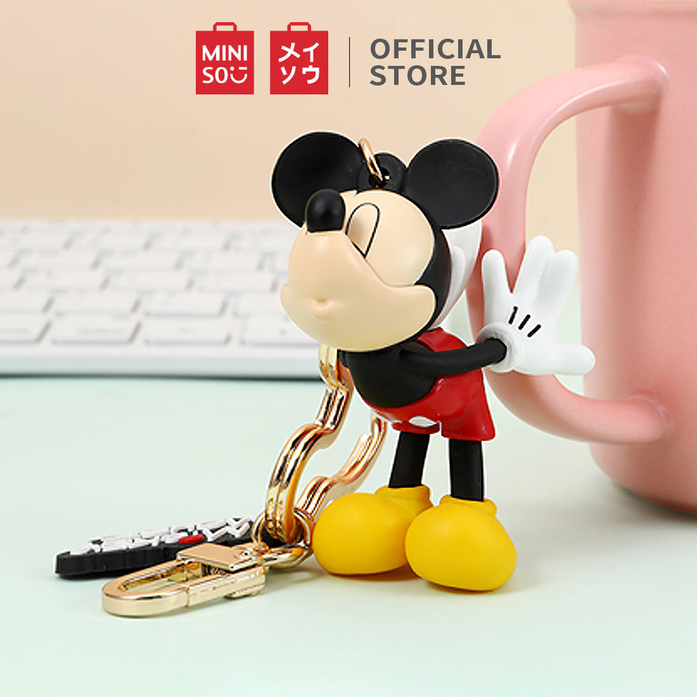 MINISO x Mickey Mouse Collection - Mickey Mouse Key Chain
