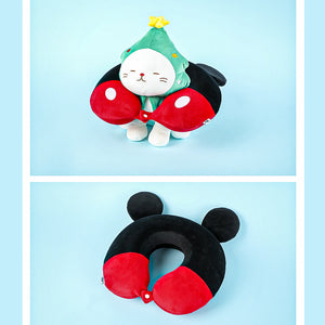 MINISO x Mickey Mouse Collection -  Mickey Mouse Neck Pillow