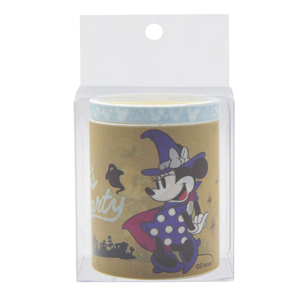 MNINSO x Mickey Mouse Collection - Washi Decorative Tape Set, 2 Rolls (Random)
