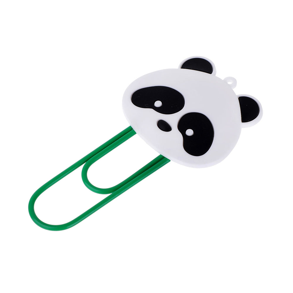 MNISO Adorable Panda Paper Memo Clips, 1PC