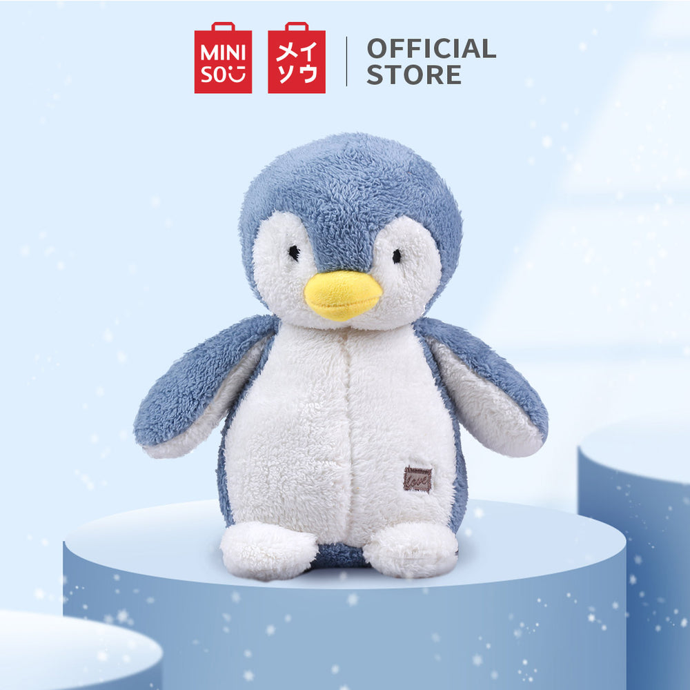 Load image into Gallery viewer, MINISO Super Soft Plush Toy Penguin