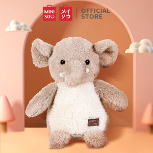 MINISO Stuffed Animal Super Soft Plush Toy - Small (Elephant)