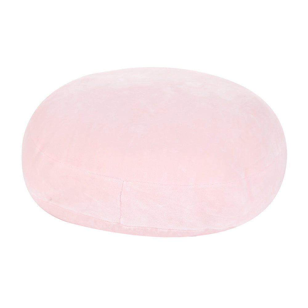 MINISO Classic Soft Round Nap Pillow