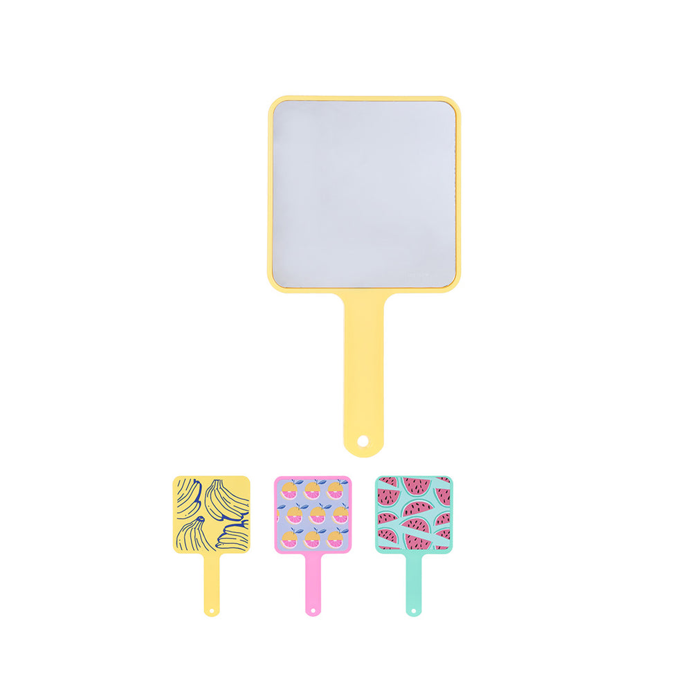 MINISO Fruit Series - Square Handheld Mirror