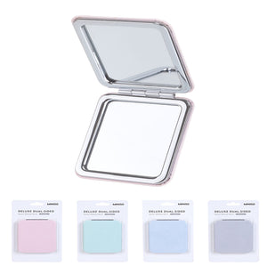 Load image into Gallery viewer, MINISO Portable Travel Light Makeup Mini Mirror