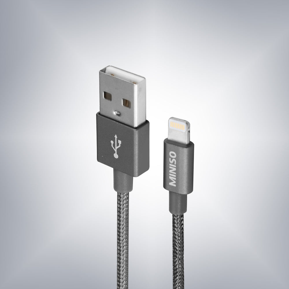 USB Charging Cable With Lightning Connector