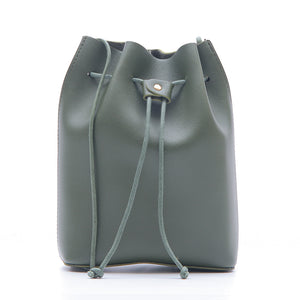 Load image into Gallery viewer, MINISO Simple Mini Bucket Bag